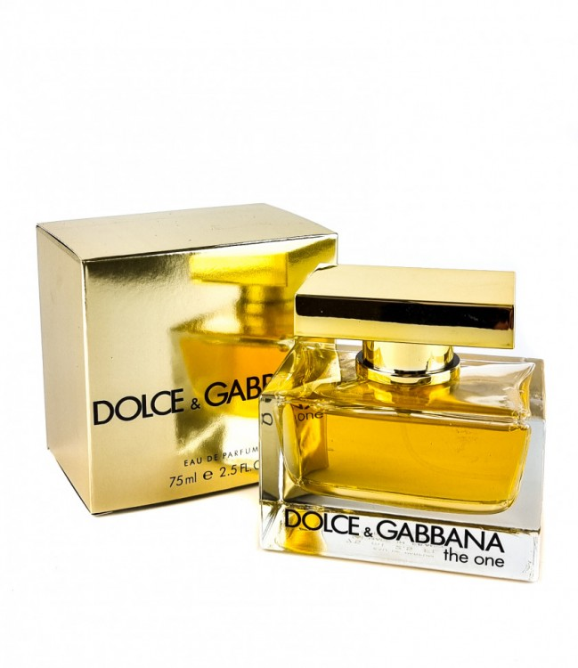 Dolce & Gabbana The one 75 мл  A-Plus