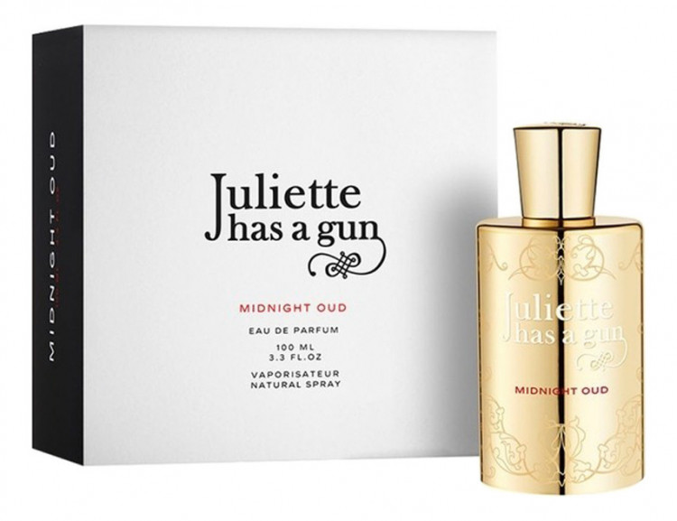Juliette Has A Gun Midnight Oud, 100 ml (Для женщин)